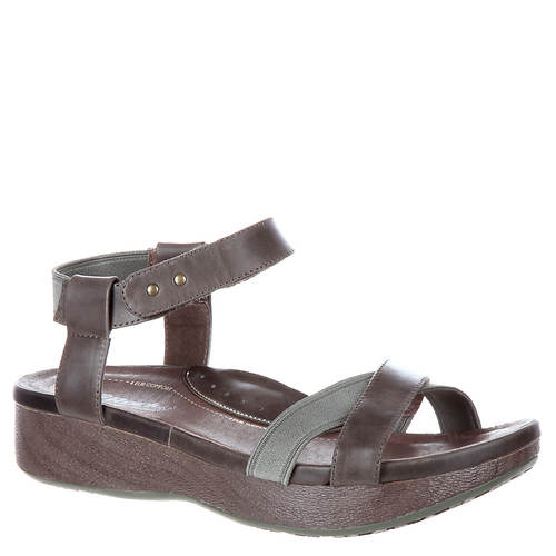 4EurSole Gentle Touch Wedge Cross Strap (Women's)