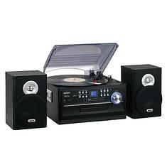 Jensen Turntable/CD/Cassette/AM/FM Radio