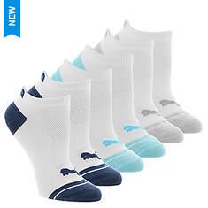 PUMA Women's P112109 Low Cut 6-Pack Socks