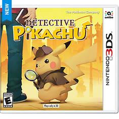 Nintendo 3DS Detective Pikachu