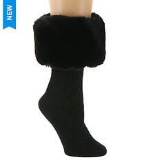 UGG® Sienna Faux Fur Short Rainboot Sock