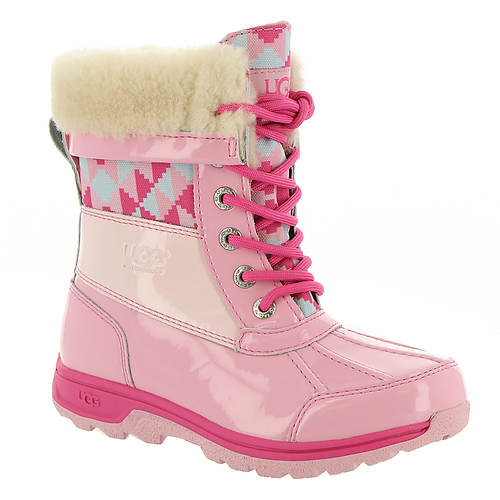 UGG® Butte II Patent Truckee CWR (Girls' Toddler-Youth)