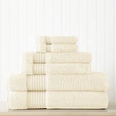 Allure 6-Pc. Turkish Towel Set