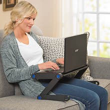 Adjustable Laptop/Reading Table