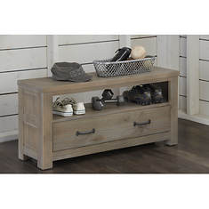 Hillsdale Furniture Highlands Dressing Bench