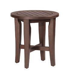 Hillsdale Furniture Preston Round Vanity Stool