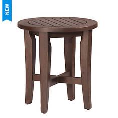 Hillsdale Furniture Preston Round Vanity Stool