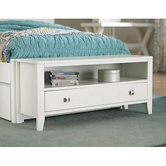 Hillsdale Furniture Pulse Dressing Bench