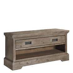 Hillsdale Furniture Oxford Dressing Bench