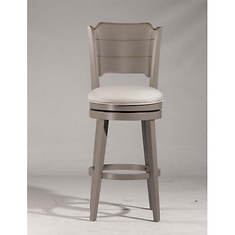 Hillsdale Furniture Clarion Swivel Counter Stool
