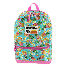 Skechers Twinkle Toes Girls' Pineapple Express Backpack