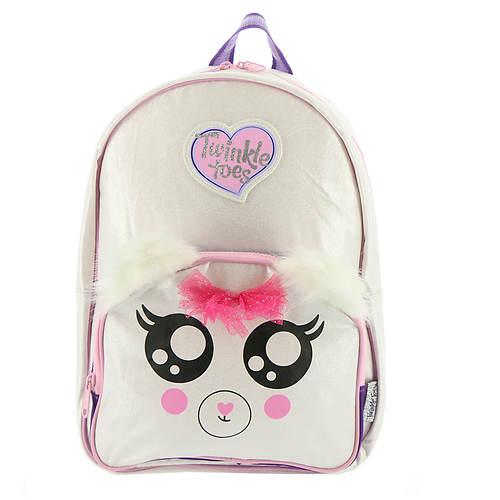 Skechers Twinkle Toes Girls' Glam Animal Backpack