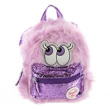 Skechers Twinkle Toes Girls' Micro Fur Backpack
