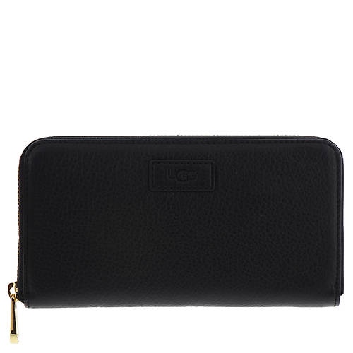 a069a5bf7b47 UGG® Honey Zip Around Wallet Leather | FREE Shipping at ShoeMall.com