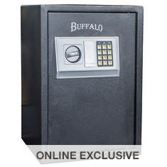 Buffalo Electronic Floor Safe