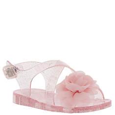 Baby Deer Glitter CrissCross Strap Jelly Sndl (Girls' Infant-Toddler)