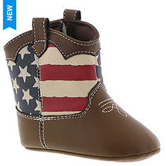 Baby Deer Western Boot Infant (Boys' Infant)