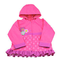 Western Chief Girls' Flower Cutie Raincoat