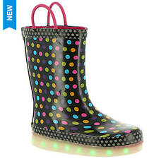 Western Chief Diva Dot LED (Girls' Toddler-Youth)