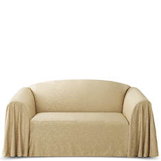 Brianna Jacquard-Print Furniture Throw - Large Sofa