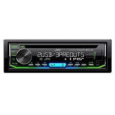 JVC Mobile Bluetooth CD Receiver