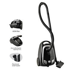 2.5L Canister Vacuum Cleaner