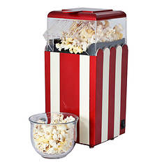 Brentwood Striped Air Popcorn Maker