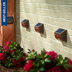Mission Wall Light 4-Pack