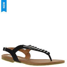 KensieGirl Beaded Thong Sandal KG75121M (Girls' Toddler-Youth)