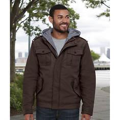 Men's Hooded Field Jacket