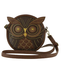 Loungefly LF Owl Xbody Bag