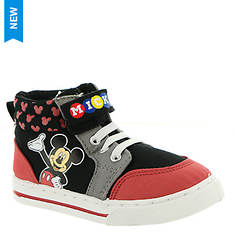 Disney Mickey Mouse High Top CH50154B (Boys' Toddler)