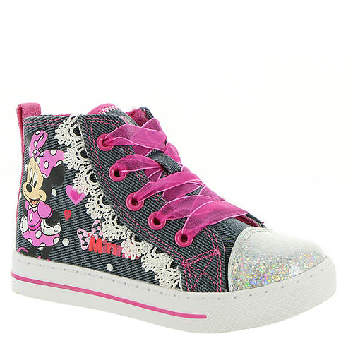 Disney Minnie Mouse High Top CH16586B (Girls' Toddler)