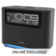 iHome Bluetooth Alexa Radio