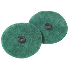 Boss 2-Pk. Green Scrub Pads