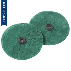 Boss 2-Pk. Green Scrub Pads