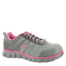 3a1e203191bd Skechers Work Sure Track-Saquenay (Women s)