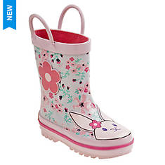 Laura Ashley Rainboot LA79315A (Girls' Toddler)