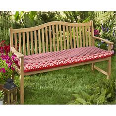Ruby Bench Seat Patio Cushion