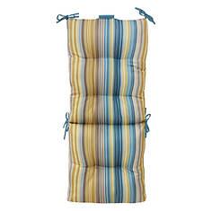 Mosaic High Back Patio Cushion