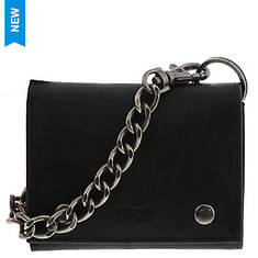 Levi's 31LV1187 Trifold Wallet with Chain