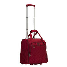 Rockland Melrose Wheeled Underseat Carry-On