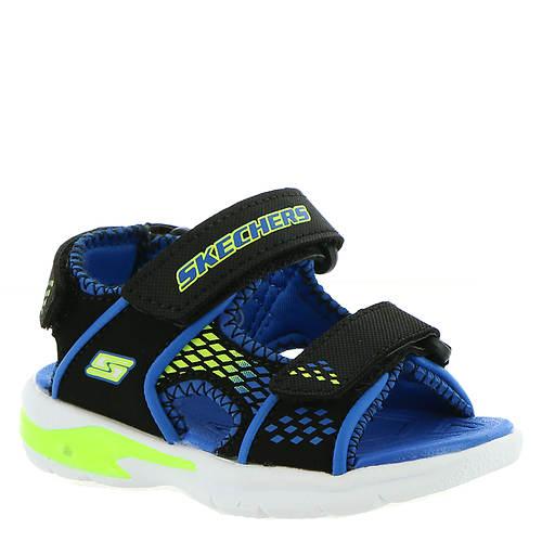 Skechers E-LL Sandal Beach Glower 90558N (Boys' Infant-Toddler)