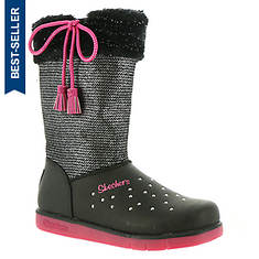 Skechers Twinkle Toes Tall Tassels Boot (Girls' Toddler-Youth)