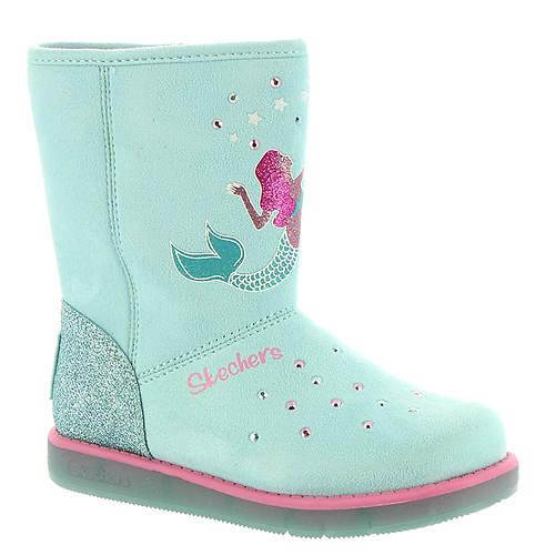 Skechers Twinkle Toes Miss Mermaid Boot (Girls' Infant-Toddler)