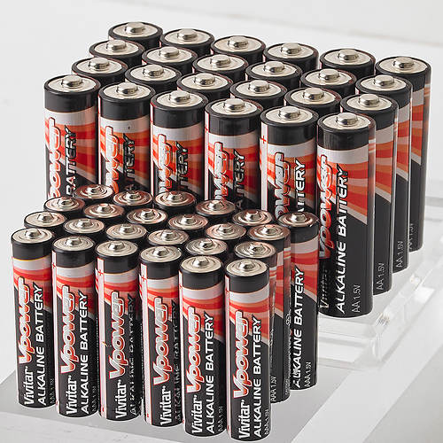 Vivitar® 48 AA/AAA Battery Pack