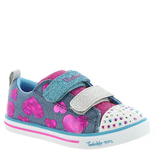 Skechers TT Sparkle Lite -Flutter Fab 20051N (Girls' Infant-Toddler)