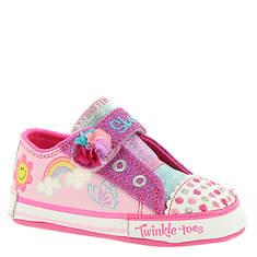 Skechers Baby Spark-Sweet Sunshine (Girls' Infant)