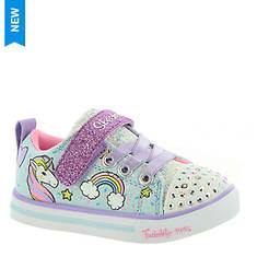 Skechers TT Sparkle Lite-Unicorn Craze10988N (Girls' Infant-Toddler)