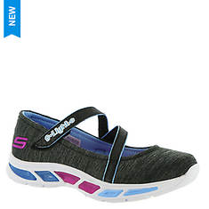Skechers Litebeams-Spin N' Sparkle (Girls' Toddler-Youth)